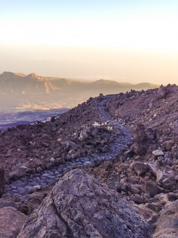 Mt Teide Volcano, Tenerife, Canary Islands